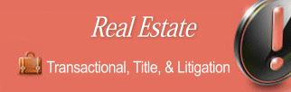 Real Estate Law in Florida. Transactional, Title, & Litigation